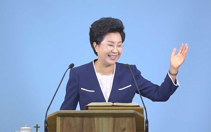Shin Ok-ju, the founder of Grace Road Church, has been arrested in South Korea, accused of enslaving some 400 followers in Fiji.