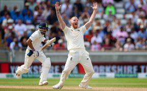 Ben Stokes playing in first test against India