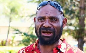 PNG Devastation and hope six months on from earthquake