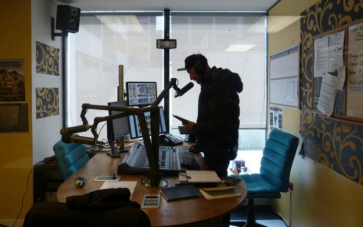 The studio in Te Ūpoko o Te Ika might be empty in a few weeks.