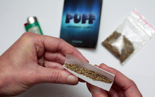 Synthetic cannabis products must be pulled from sale from midnight Wednesday.