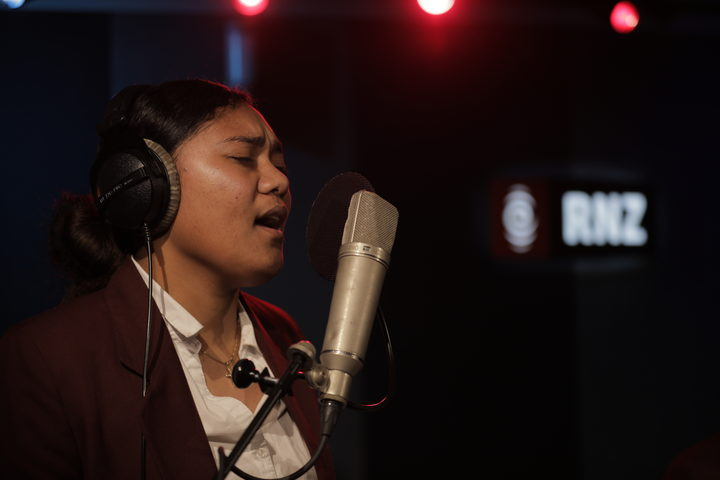 Silika Isaia from Papatoetoe High School