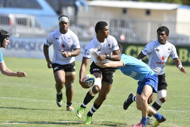 Fiji U20s made a winning start against Uruguay.