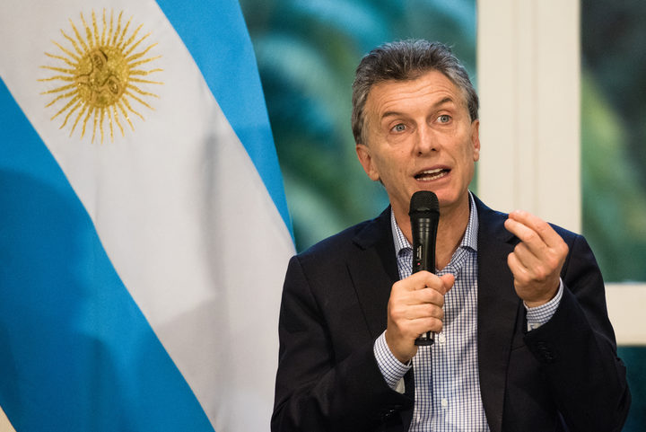 Argentina asks International Monetary Fund to release $50-billion loan early amid economic crisis