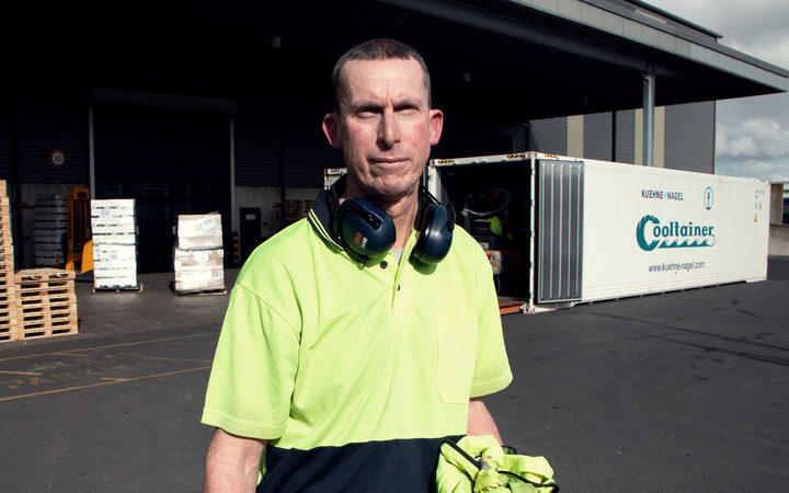 Rob Dempsey found a new job after being made redundant from Pumpkin Patch, but says some of his former workmates only have casual or temp work over a year later.