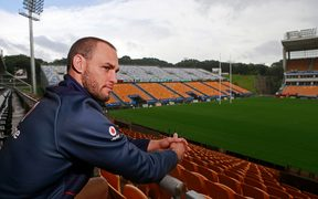 Warrior Simon Mannering