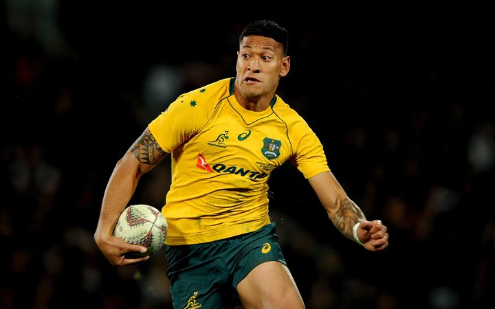 Folau takes legal action against Rugby Australia
