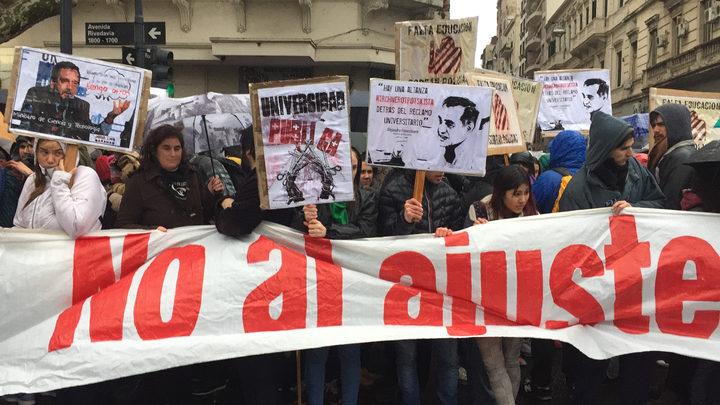 Spending cuts due amid Argentina's rising debt crisis | RNZ News