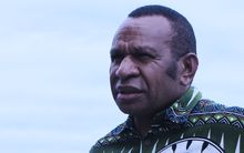 Papua New Guinea MP Belden Namah