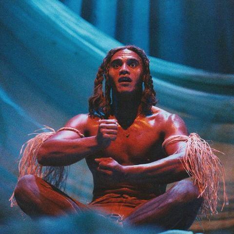Steev Laufilitoga Maka, 2018 Pacific Dance Artist residency