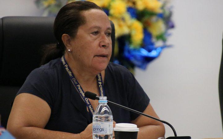 Secretary-General, Meg Taylor