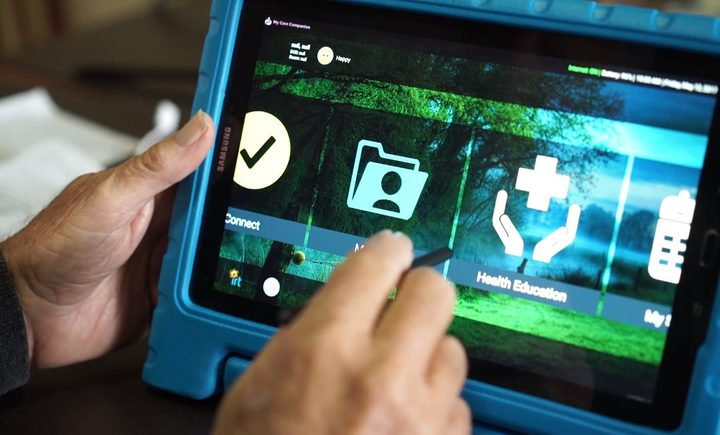 The Rawhiti Estate in Remuera plans to introduce these new tablets for its residents