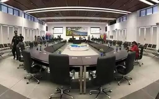 The Nauru Civic Centre.