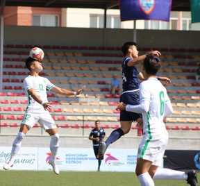 Guam suffered their first defeat against Macau.