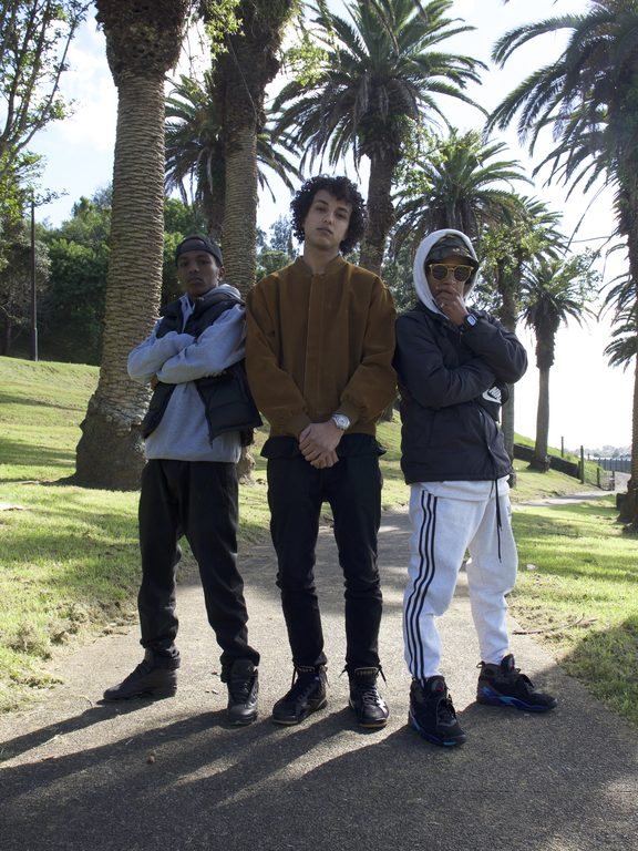 Mt Roskill hip-hop group Blessed Mvmnt