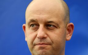NRL chief executive Todd Greenberg.