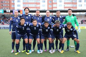 Guam finished runners-up to hosts Mongolia.