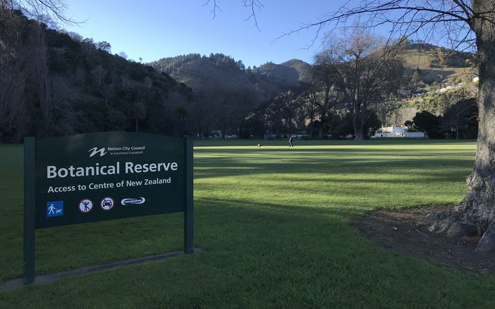 At the Botanical Reserve in 1870, two teams from Nelson took each other on in the first rugby game in New Zealand.