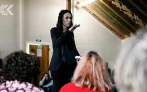 Jacinda Ardern wishes she could speak te reo M aori: RNZ Checkpoint