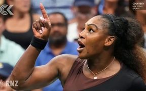 Serena Williams fined after calling umpire 'liar' and 'thief': RNZ Checkpoint