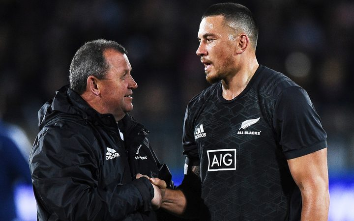 Back in Black? All Blacks assistant coach Ian Foster is hopeful Sonny Bill Williams be right in time for the weekend's test against the Springboks.