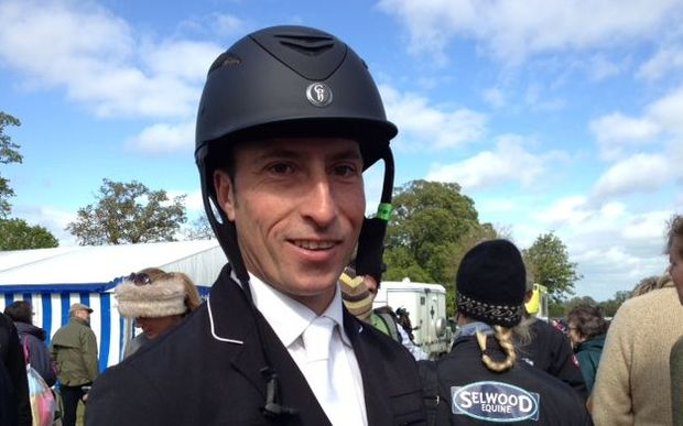 Tim Price was the highest placed New Zealand at the Badminton Horse Trial.