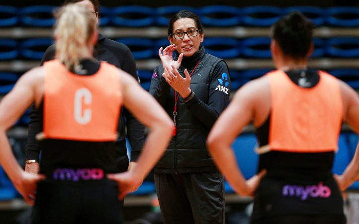 Sports Call: Noeline Taurua may not return to coaching at all