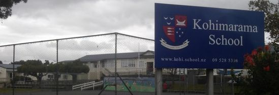 Kohimarama School in Auckland.