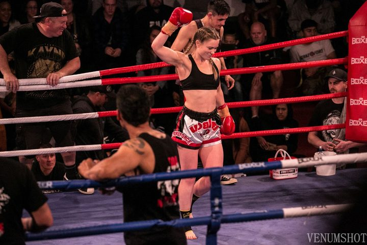 Lethal Ladies' documentary: Kickboxing champion and forensic