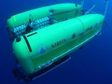 120514. Photo Woods Hole Oceanographic Institution. Hybrid Remotely Operated Vehicle Nereus sub lost in Pacific waters.