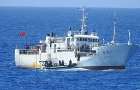About 160 vessels in Fijian waters were inspected during combined maritime surveillance patrols by New Zealand and Fiji agencies since June.