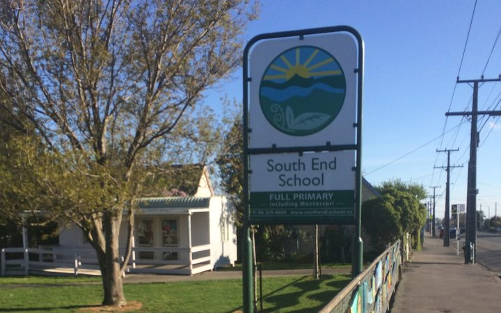 South End primary school in Carterton.