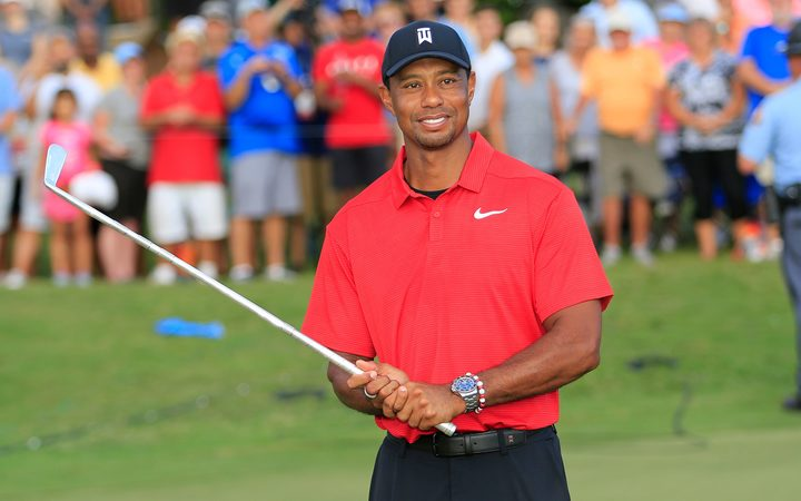 Woods looked like Tiger of old in 80th PGA Tour win
