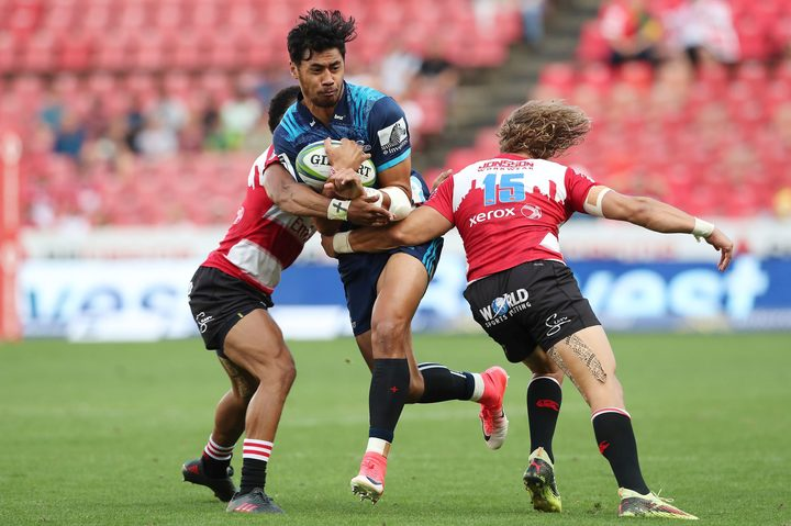 Blues outside back Melani Nanai played for  Samoa Under 20s but is yet to play at test level.
