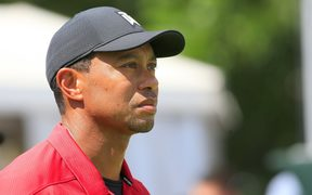 Tiger Woods has his eyes forward as he rediscovers the form that made him a global superstar.