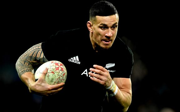 Sonny Bill Williams will play his first Rugby Championship test of the season against the Pumas.