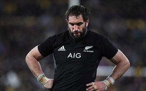 Sam Whitelock.