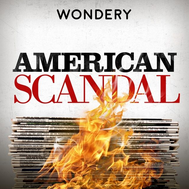 American Scandal logo (Supplied)