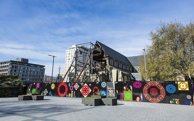 Projects to revitalise Christchurch city centre have been delayed.