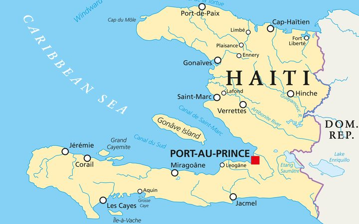 At least 10 die after 5.9-magnitude natural disaster  strikes Haiti
