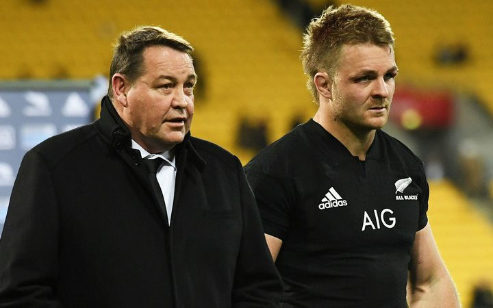 The question now is who will Steve Hansen call up to replace Sam Cane for the All Blacks end of year tour.