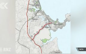 Wide support for Chinese-built toll road in Auckland