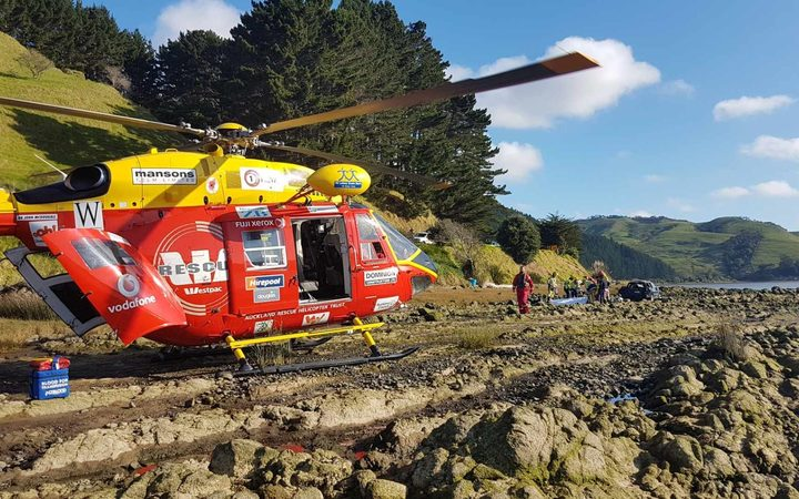 New rescue helicopter in Te Anau ends night vision dearth