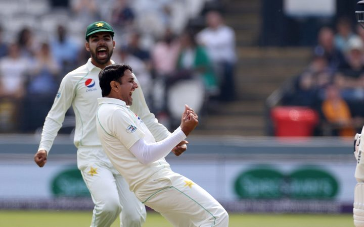 Lunch: Pakistan off to a great start against Australia on day one