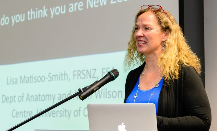 Professor Lisa Matisoo-Smith, anthropologist at the University of Otago.