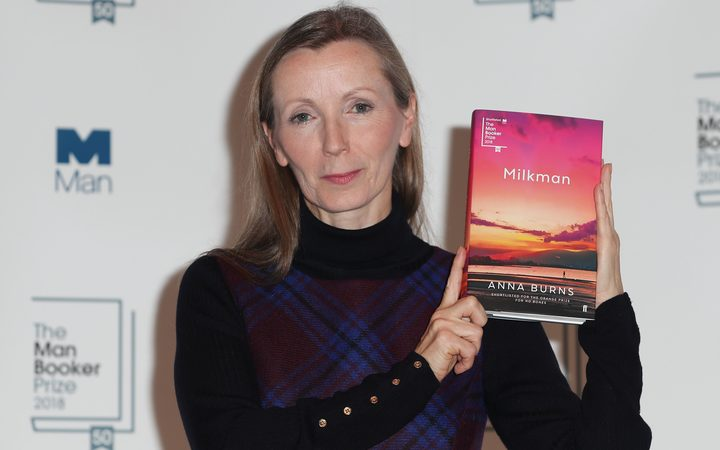 Anna Burns Wins Man Booker Prize for 'Very Powerful' Milkman
