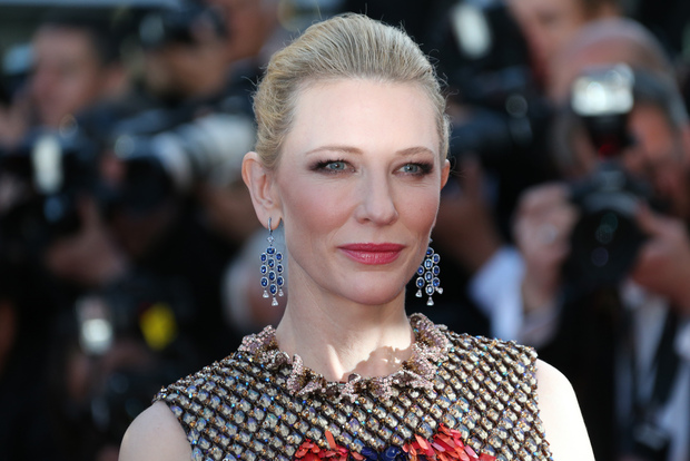 Cate Blanchett at the Cannes Film Festival.