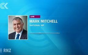 National MP Mark Mitchell on Jami Lee Ross