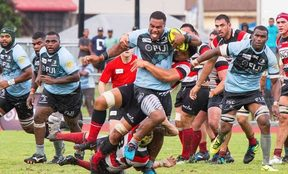 The Fijian Drua will host the Australian NRC final after beating Canberra in Lautoka.