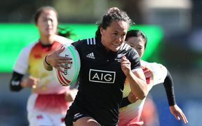 Women's Sevens all-time try scorer Portia Woodman a nominee for 2018 player of the year